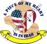 A Piece of My Heart is in Iraq