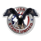 Stand United Eagle Magnet 5""