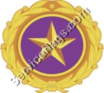 Gold Star Pin Image
